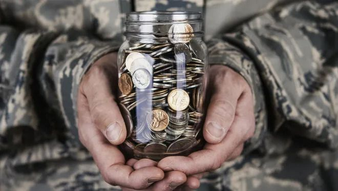 Military Pay Chart 2021