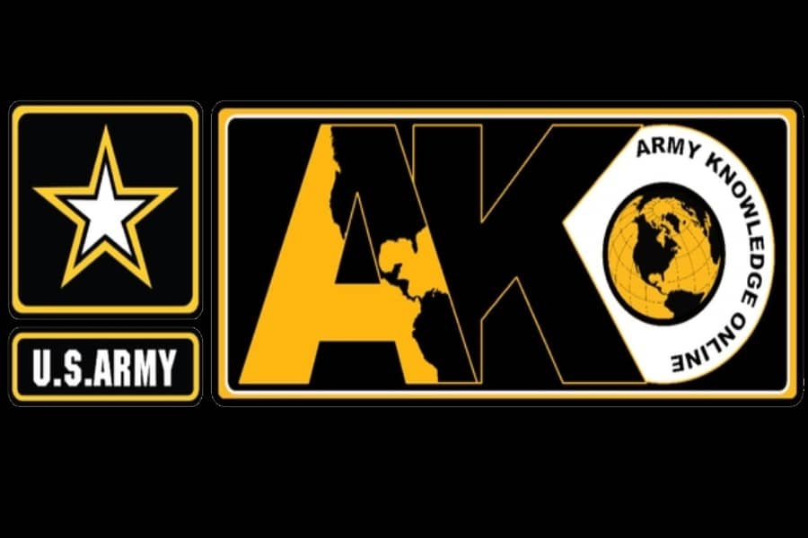 What is AKO? Army Knowledge Online